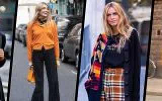 Женские шарфы: как и с чем носить, фото