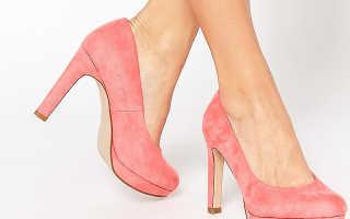 Коралловые туфли: описание с фото, модели