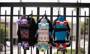 Какой рюкзак или чехол выбрать для скейтборда?