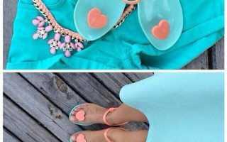 Резиновые сандалии: описание с фото, модели, отзывы