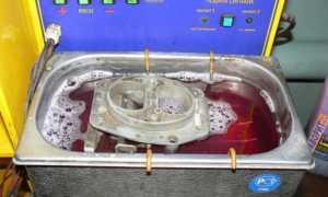 Процесс изготовления ультразвуковой ванны