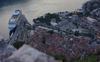 Погода в Черногории и лучшие сезоны для отдыха