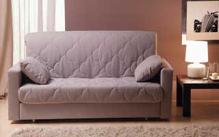 Как сложить и разложить диван-аккордеон?