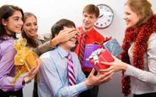 Что принято дарить коллегам на Новый год?