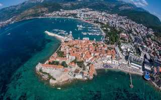 Особенности отдыха в городе Котор в Черногории