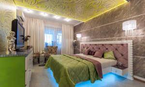 Кровать в спальне по фэншуй