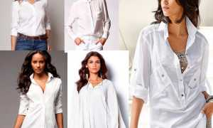 Шелковая рубашка: как и с чем носить, фото