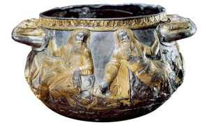 История и особенности золота скифов