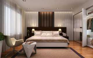 Идеи дизайна интерьера спальни
