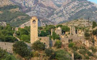 Город Бар в Черногории: особенности, погода и достопримечательности