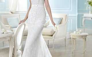 Испанские свадебные платья: фото