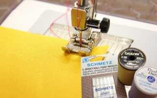 Как прошить трикотаж на швейной машинке и что делать, если не получается?