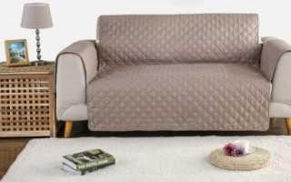 Непромокаемые чехлы на диваны