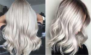 Холодный пепельный блонд: кому подходит, как покрасить и ухаживать?