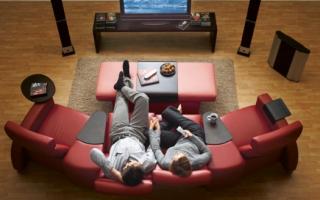 Модульные диваны: классификация и выбор