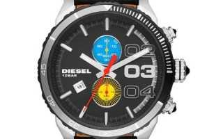 Женские часы Diesel: описание с фото, модели