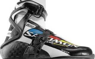 Лыжные ботинки NNN: с чем носить