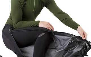 Брюки-самосбросы: с чем носить