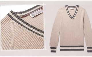 Вязаный свитер: с чем носить и как выбрать