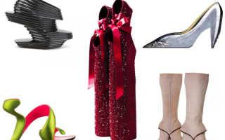 Туфли-копыта: описание с фото, модели