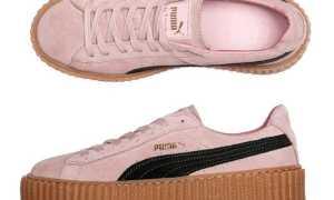 Кроссовки Puma от Rihanna: описание с фото, модели, отзывы
