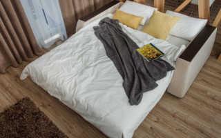 Как выбрать удобный и красивый спальный диван?