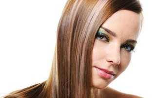 Мелирование на средние волосы