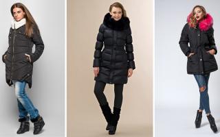 Черные женские куртки: с чем носить и как выбрать