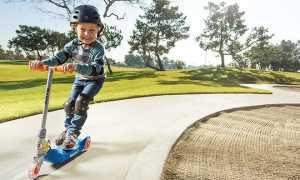 Детские складные самокаты: достоинства и недостатки, марки, выбор