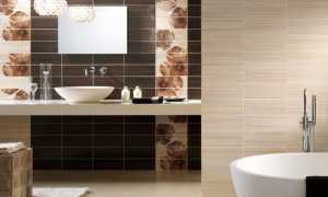 Матовая плитка для ванной: особенности, разновидности, выбор, примеры