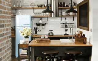 Цвет потолка на кухне: советы по выбору и интересные примеры