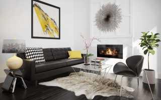 Гостиная в стиле арт-деко: советы по оформлению и красивые примеры