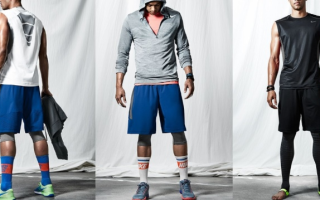 Шорты Nike: как и с чем носить, фото