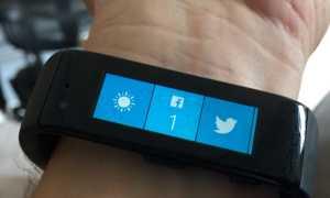 Фитнес-браслет для Windows Phone: описание и фото