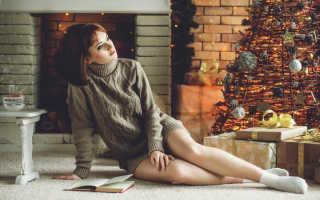 Пуловер с косами: с чем носить и как выбрать