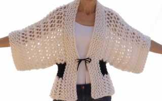 Ажурный пуловер: с чем носить и как выбрать
