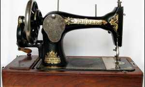 Как определить год выпуска швейной машины Singer по серийному номеру?