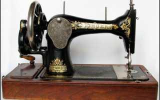 Все о швейных ручных машинах Singer