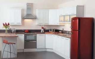 Цвета холодильников в интерьере кухни: выбор и красивые примеры