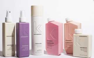 Косметика для волос Kevin Murphy: виды средств и советы по выбору