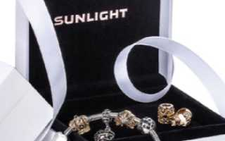 Браслеты Sunlight: описание и фото