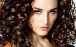 Когда после химической завивки можно красить волосы?