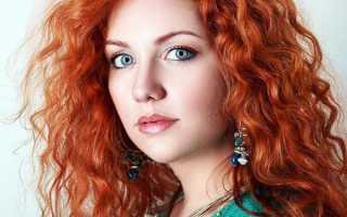 Обзор самых редких цветов волос