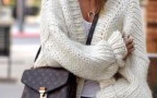 Свитеры с капюшоном: с чем носить и как выбрать