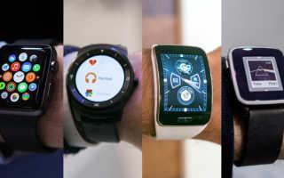 Часы на Android: описание с фото, модели